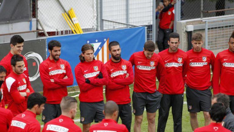 Адриан пак е ненужен за Атлетико