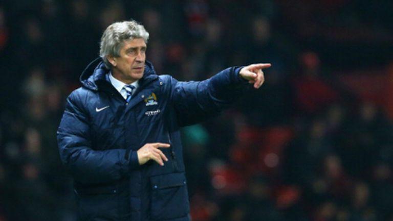 Пелегрини: Мачът с Арсенал е за 6 точки