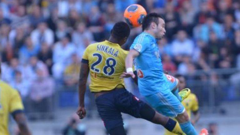Марсилия се спаси от нов провал в последната минута