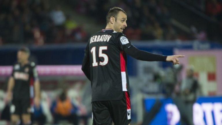 Бербатов иска да остане в Монако