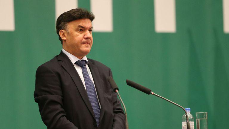 Боби Михайлов обеща: Ще дигитализираме целия процес в българския футбол