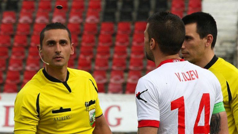 В ЦСКА одобриха Марин Петров и съжаляват за Вальо Илиев