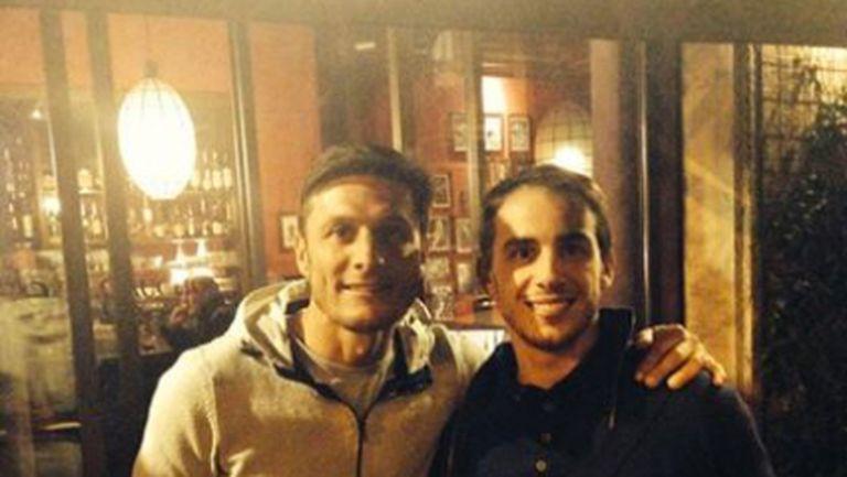 Хавиер Санети покани волейболистите на Пиаченца в ресторанта си