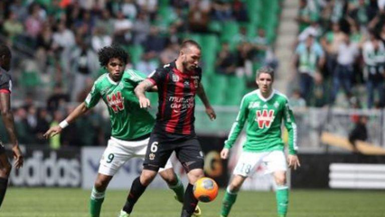 Ница спря Сент Етиен за Шампионската лига