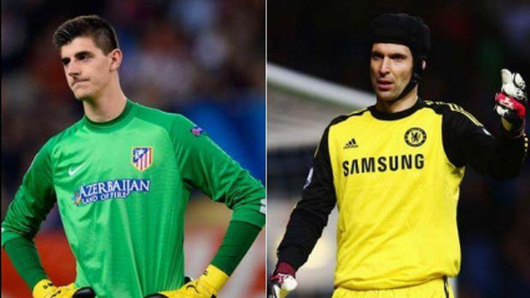Челси и Атлетико подготвят вратарска размяна