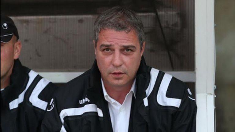 Сашо Станков не води последната тренировка на Локо (Пд)