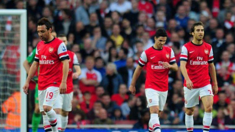 Един от лидерите на Арсенал предупреди: Може и да си тръгна, ако не започнем да печелим трофеи