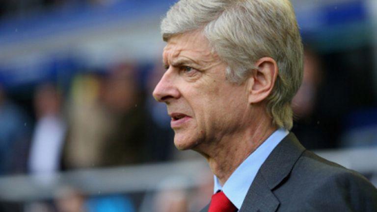 Познато: Венгер оправда срива на Арсенал с контузиите