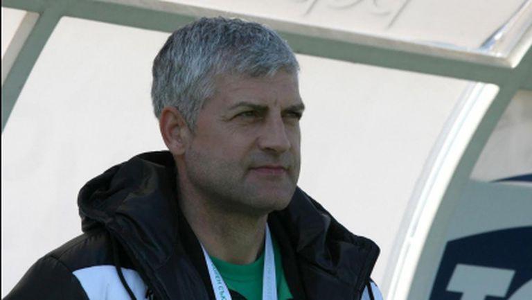 Златко Янков: Доволен съм от старанието на всички