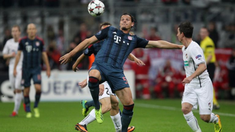Ван Буйтен напуска Байерн, вече е подписал с друг клуб
