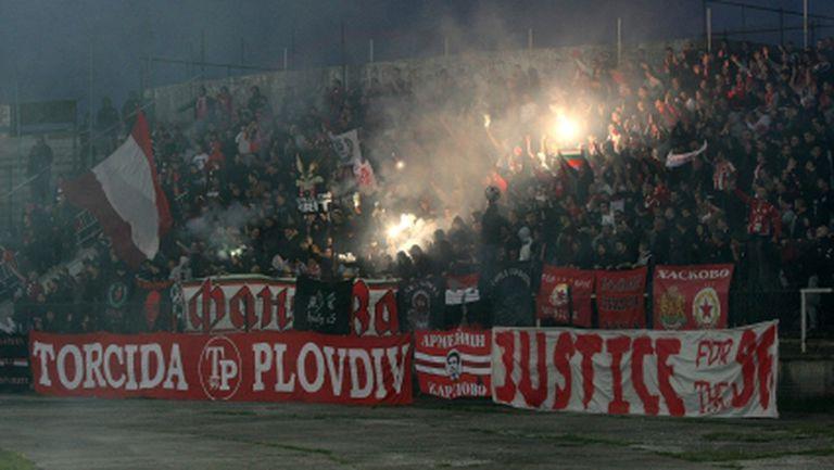 В Англия впечатлени от жест на агитката на ЦСКА