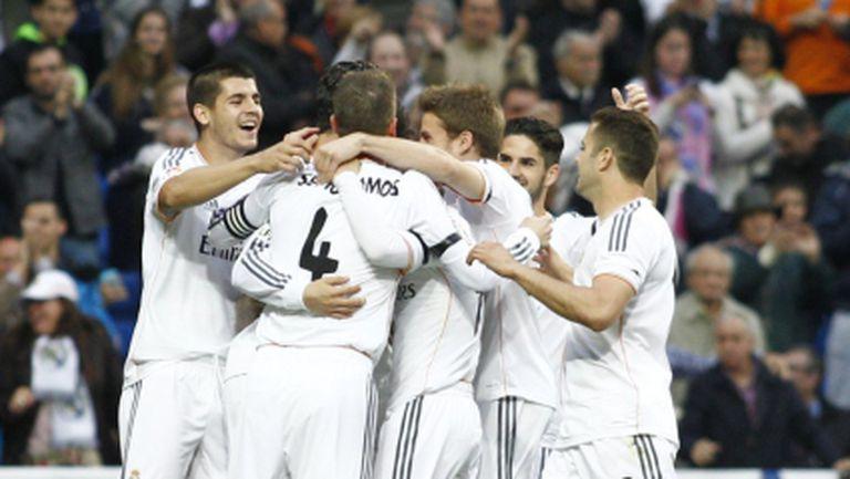 Реал Мадрид и Кристиано летят високо преди дуела в Мюнхен (видео)