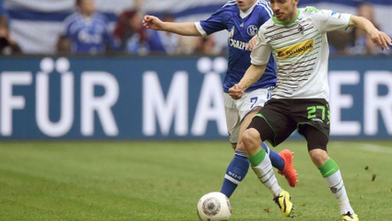 Невероятно постижение на мач в Бундеслигата
