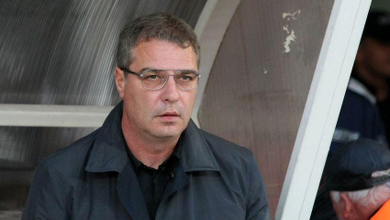 Сашо Станков: Ще преследваме победи в следващите мачове