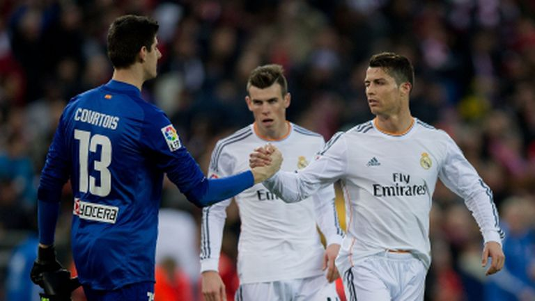Атлетико и Реал окупираха идеалния отбор на УЕФА