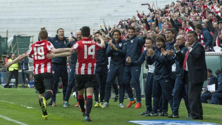 Днес ли ще е големият ден за Атлетик Билбао?