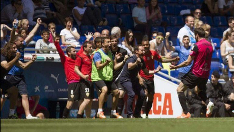 Драма с пет гола и неочаквани обрати на дъното в Ла Лига (видео)