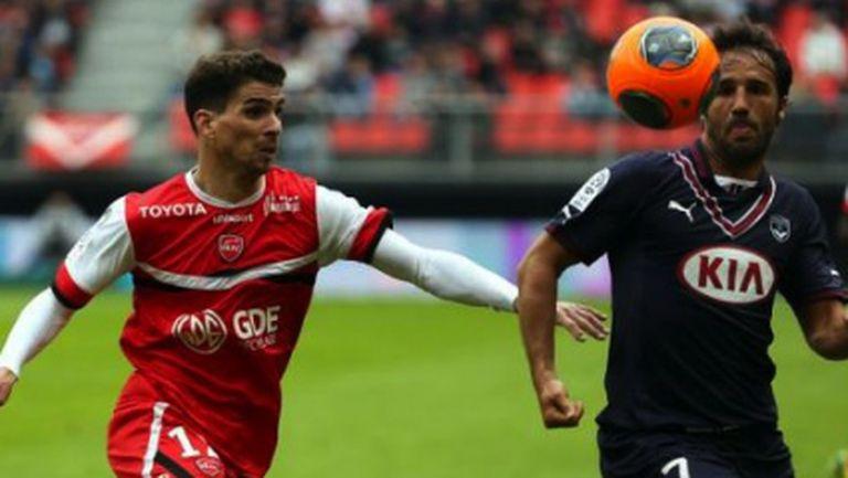 Валансиен също се сбогува с Лига 1