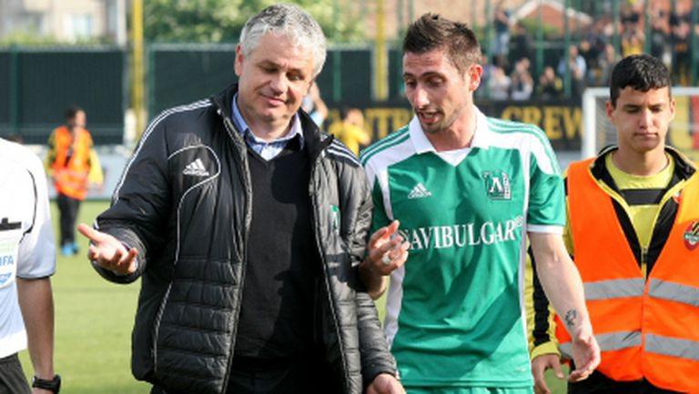 Англичани отмъкват треньора на българския шампион
