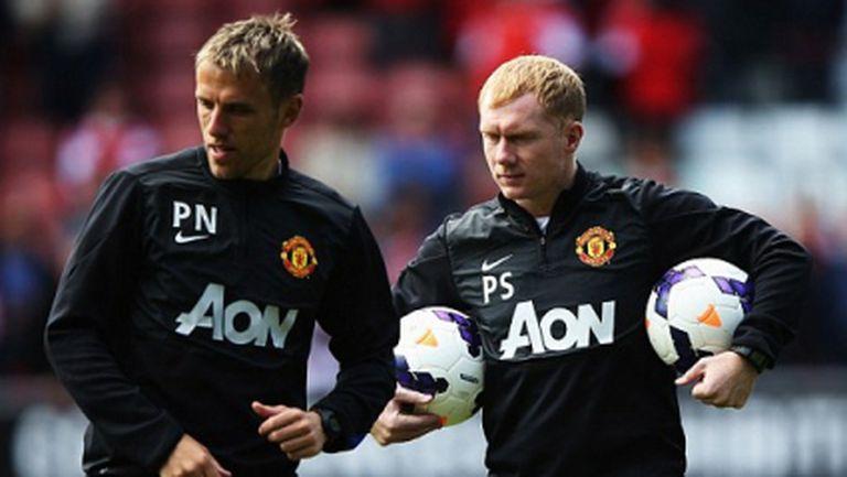 Уволниха двама треньори на Манчестър Юнайтед