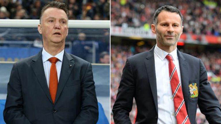 Фаулър иска Гигс да остане начело на Манчестър Юнайтед