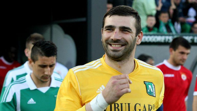 Владо Стоянов с шанс да премине в Лацио