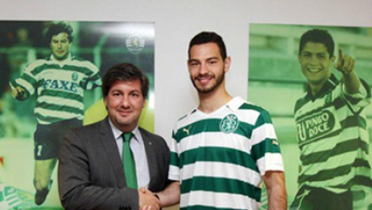 В Португалия гърмят: Спортинг плати 2.5 милиона за младата звезда на България
