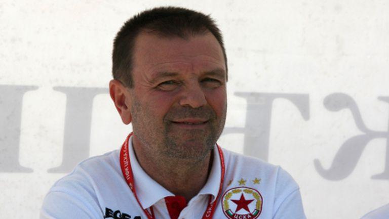 ЦСКА се готви за ЛЕ в Боровец и Холандия