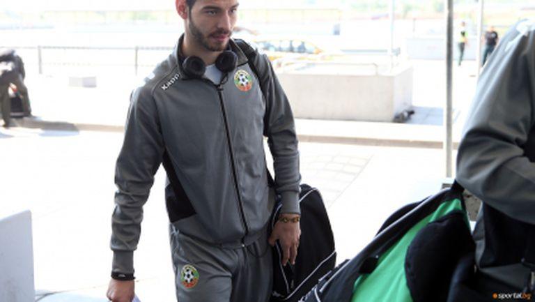Славчев: В Спортинг много уважават българите