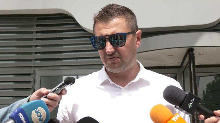 Таско Тасков: Има еуфория в Благоевград. Съжаляваме много, че не сме домакини в първия кръг