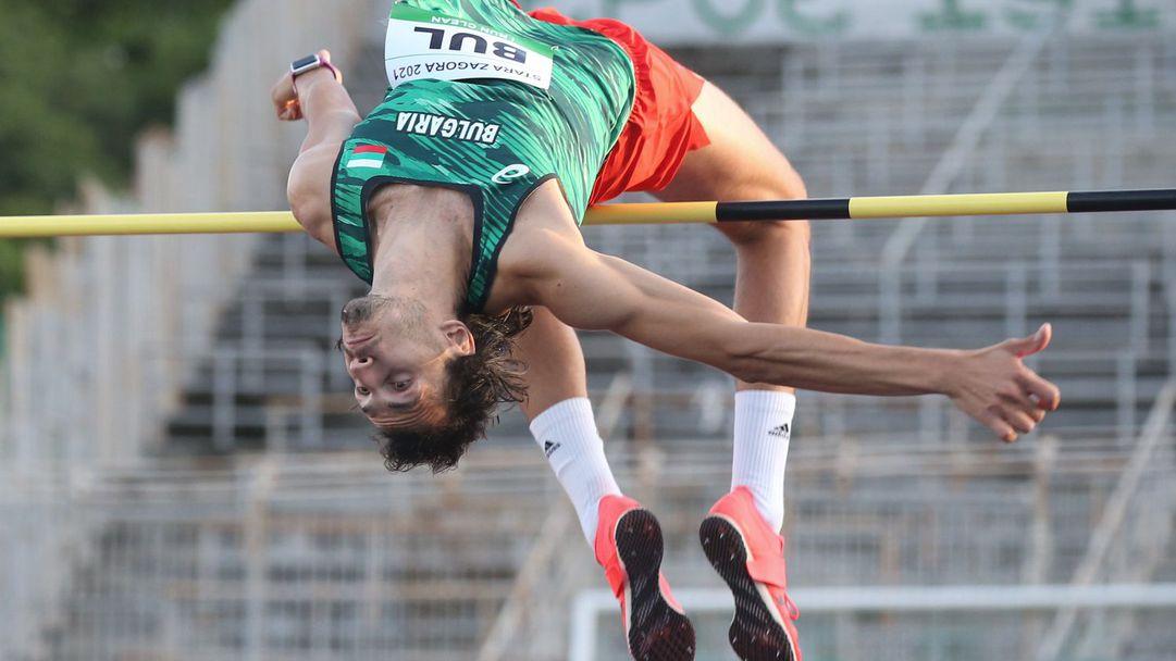 Три български победи в първия ден на Европейско отборно първенство по лека атлетика от втора лига