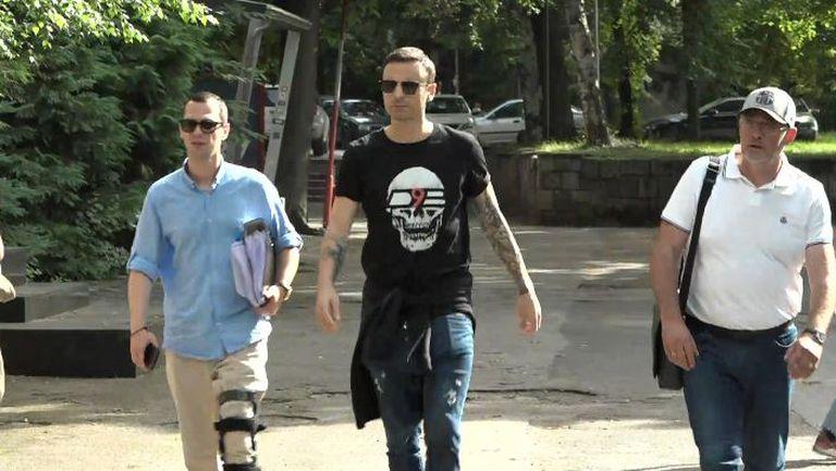 Бербатов и Мартин Петров се появиха за срещата с клубовете на Българска армия