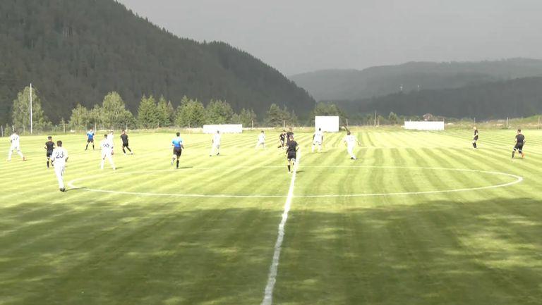 54' Локомотив (Пловдив) - Септември (Симитли) 2:1