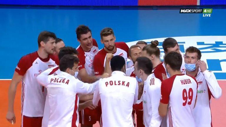 Лига на нациите (мъже): Полша - Иран 3:0