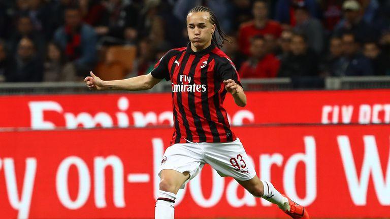 Официално: Динамо (М) взе уругваец от Милан