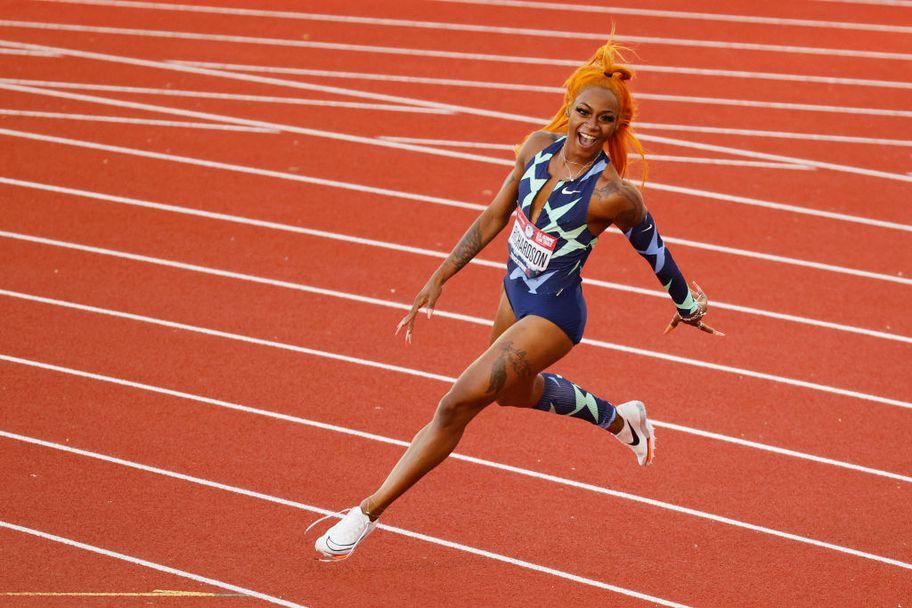 ШаКари Ричардсън спечели олимпийските квалификации на САЩ на 100 метра