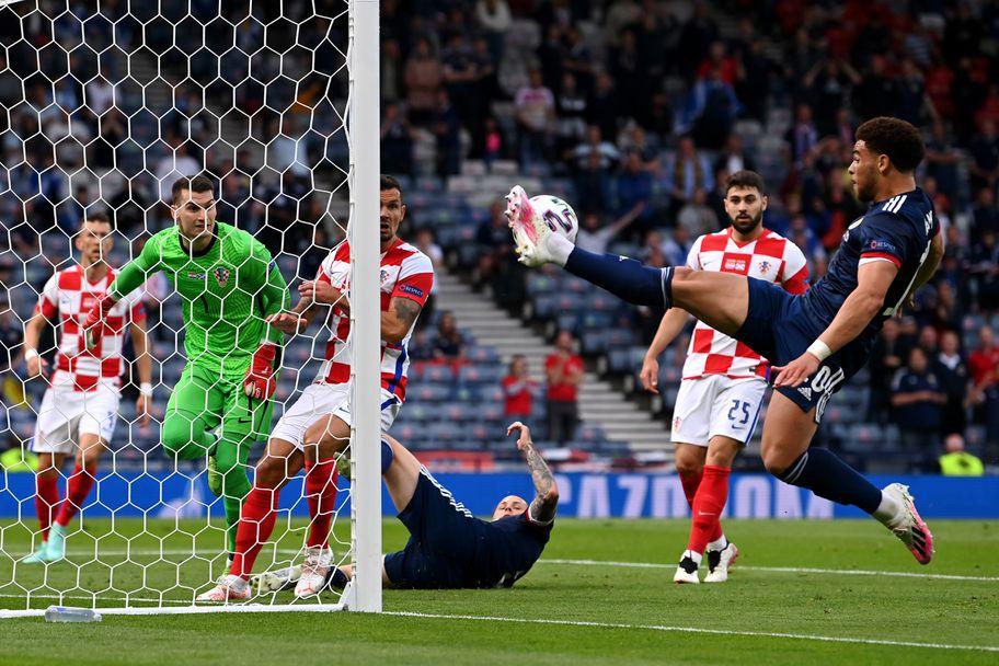 Хърватия - Шотландия 3:1