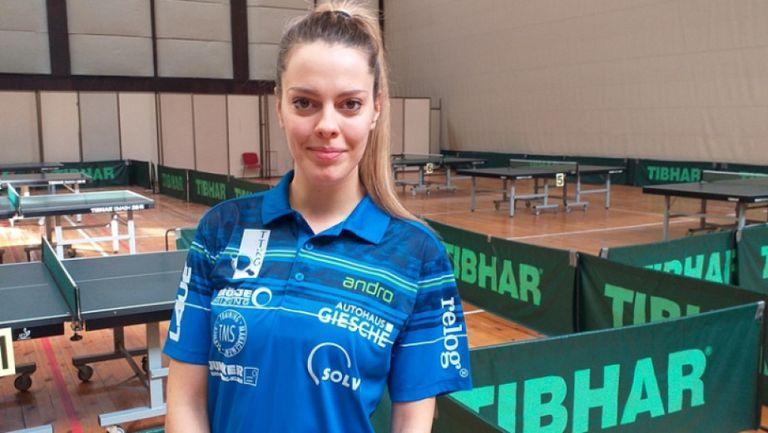 Полина Трифонова научи първата си съперничка в Токио