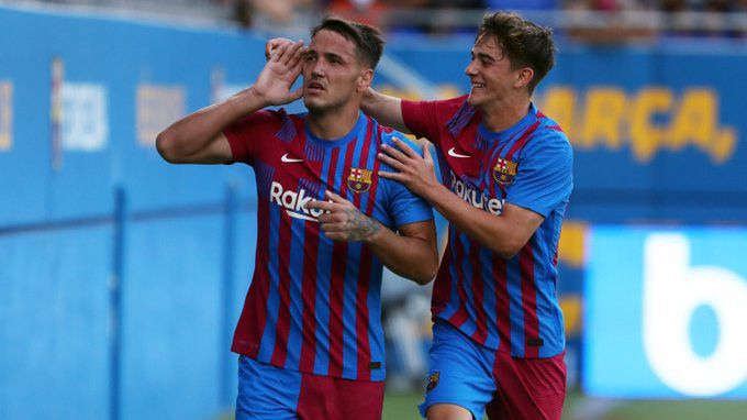 Барселона започна контролите с успех, нападател се отчете с хеттрик
