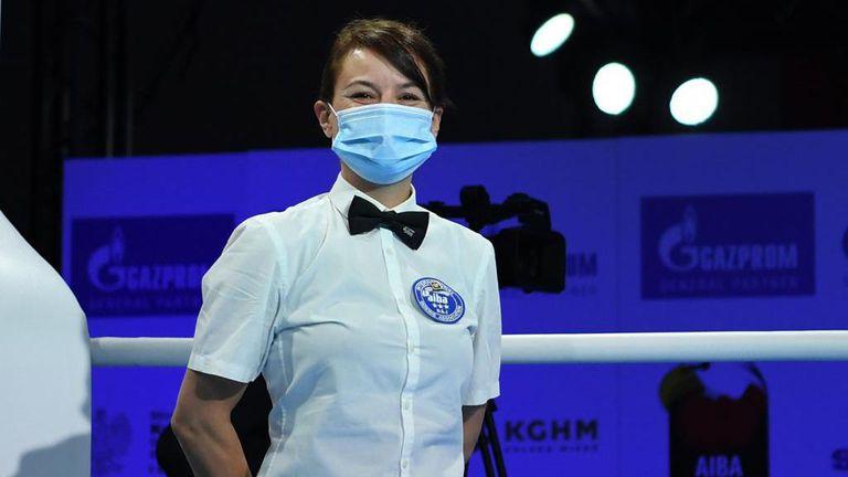 Български съдия на боксовия турнир в Токио