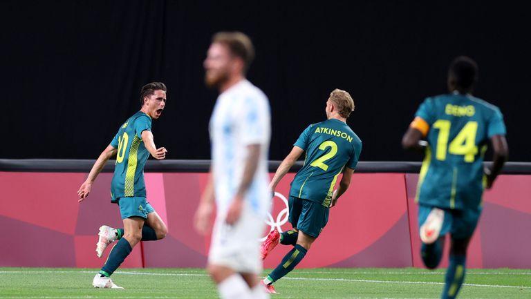 Шок за Аржентина в първия мач на Олимпиадата