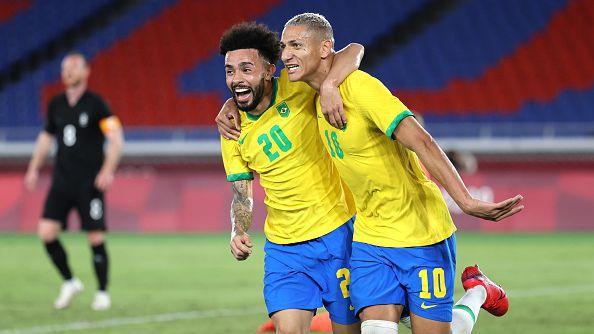 Бразилия U23 - Германия U23 4:2
