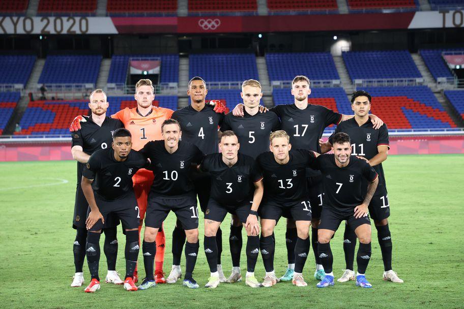 Олимпийският отбор на Германия