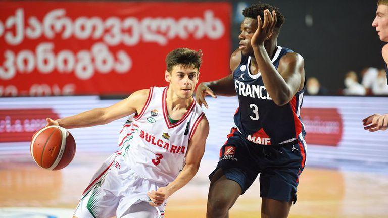 България U20 не успя да се противопостави на Франция