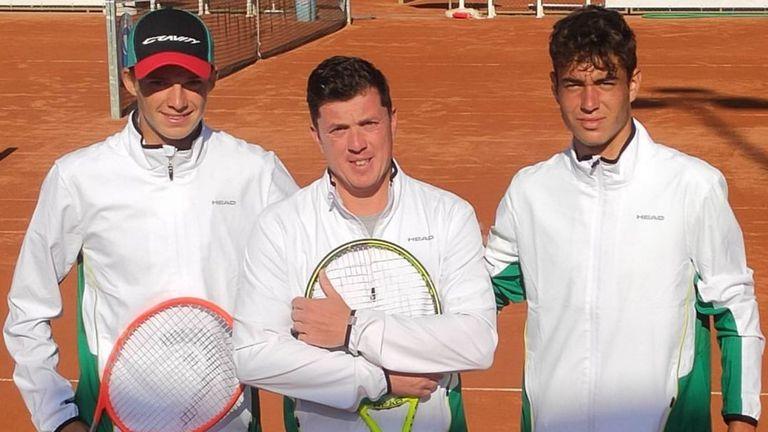 Пьотр Нестеров е 1/4-финалист на Европейското лично първенство до 18 г.