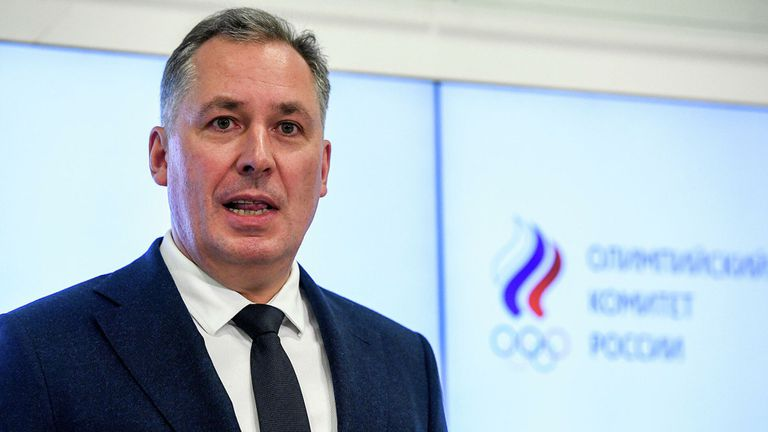 Шефът на олимпийския комитет на Русия е горд от участието на дъщеря си в Токио