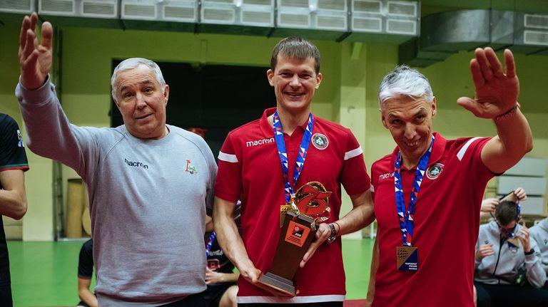 Треньорът в Локо (Новосибирск) Георги Петров коментира какво да очакваме на Токио 2020