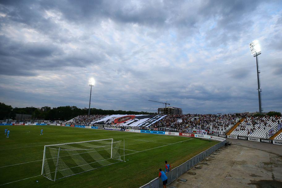 Локомотив (Пловдив) - Словачко (Чехия)