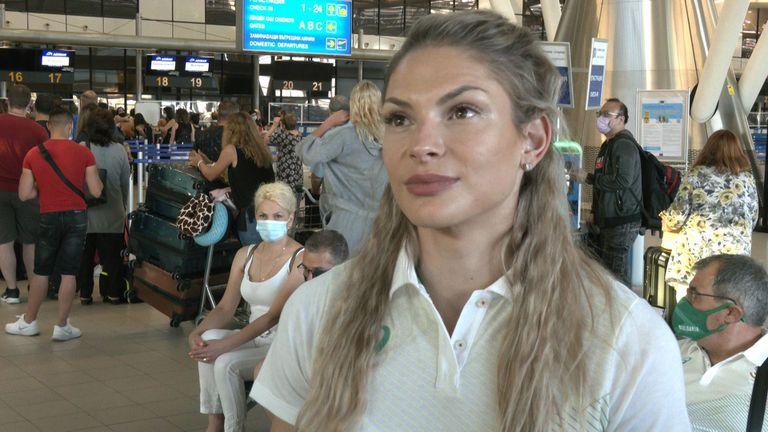 Габриела Петрова: Пожелавам си да се върна с високо вдигната глава
