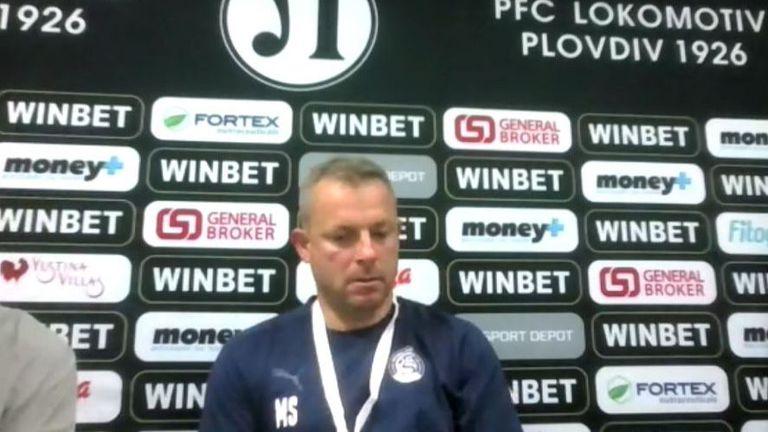 Треньорът на Словачко Мартин Сведик: Запазваме надеждите за реванша